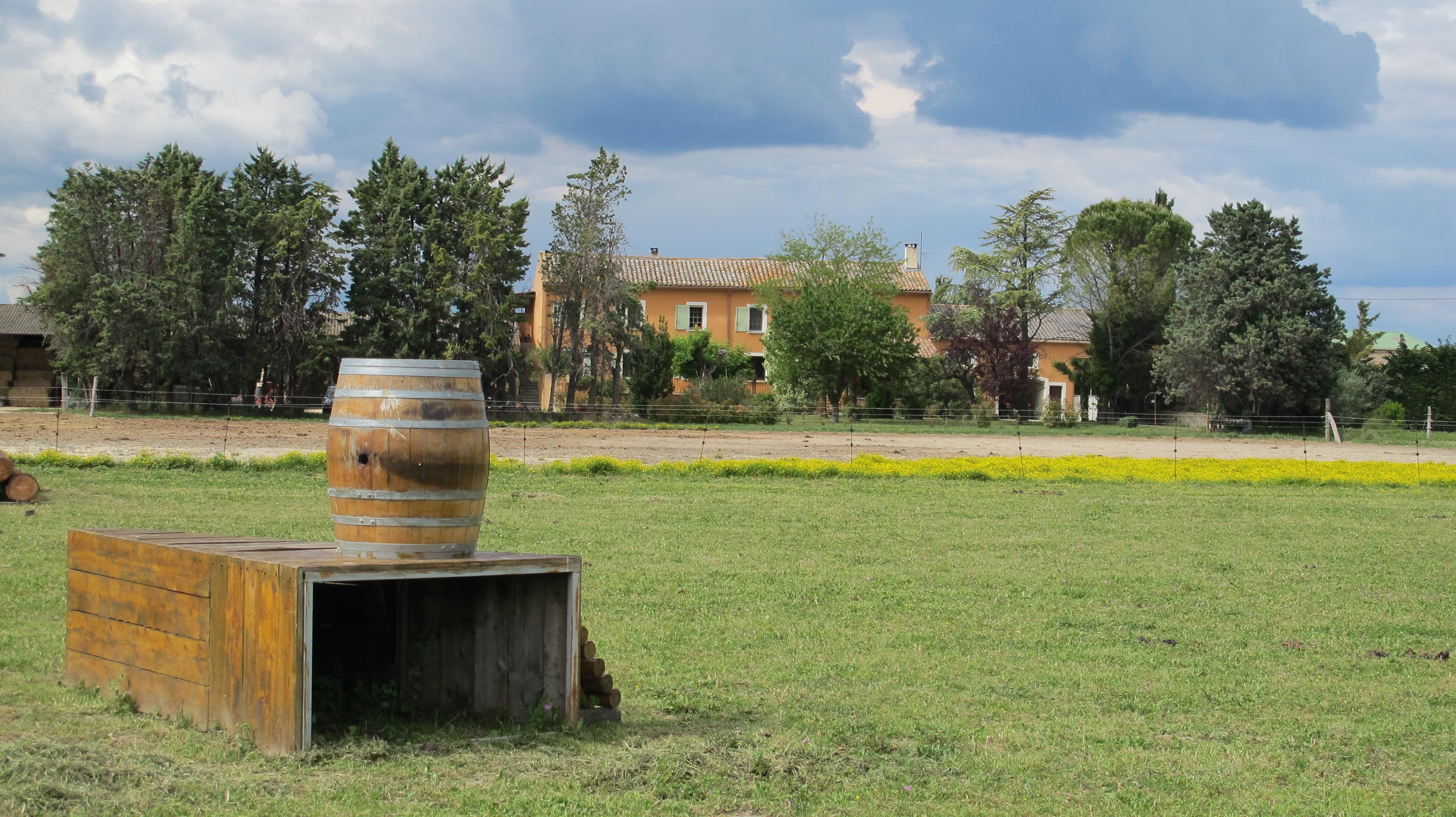 Centre Equestre sur 10 ha – Proche d'Avignon (84)