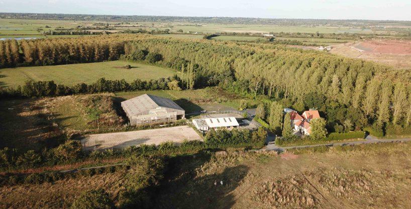 Centre équestre à rafraîchir proche Saint Lô (50)