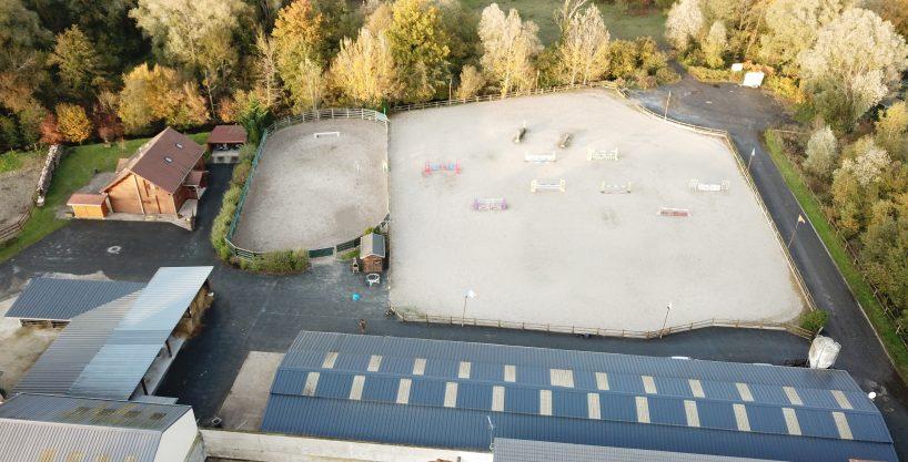 Ecurie de sport proche Chantilly (60)