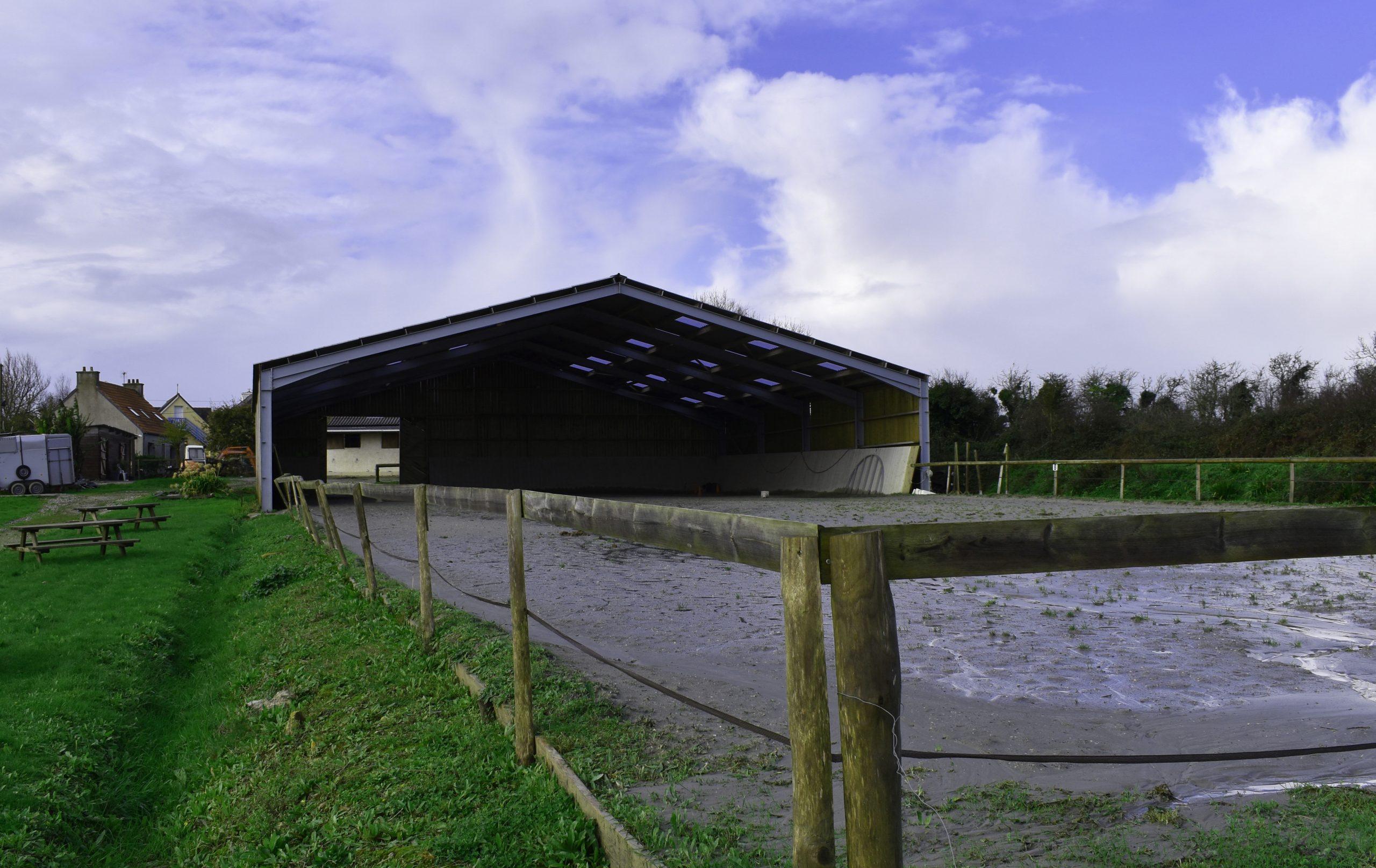 Centre équestre sur 17ha – Secteur Brest (29)