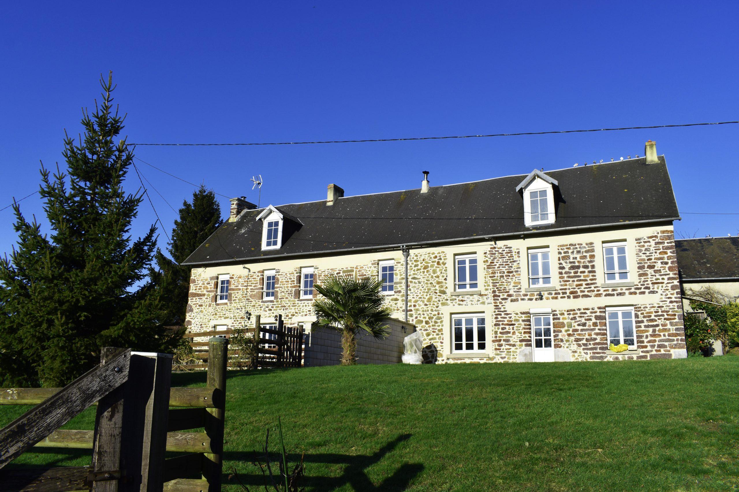 Superbe propriété équestre sur 4 ha – Secteur de Granville (50)