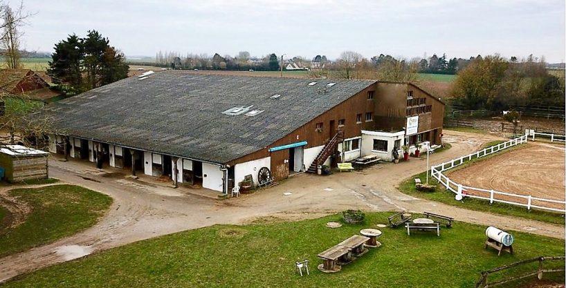 Centre équestre et de loisir – aux portes de Caen (14)