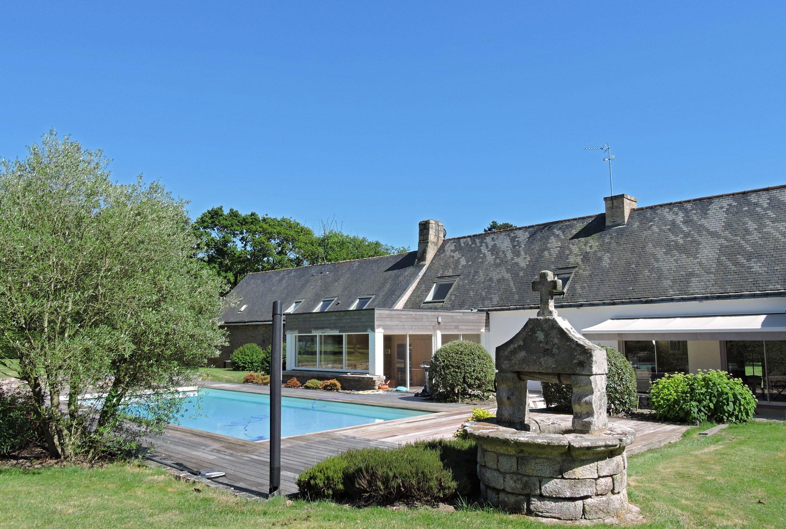 Superbe propriété équestre sur 14,5 ha – Secteur d'Auray (56)
