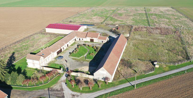 Ferme de la Brie avec installations équestres sur 5,5 ha (77)