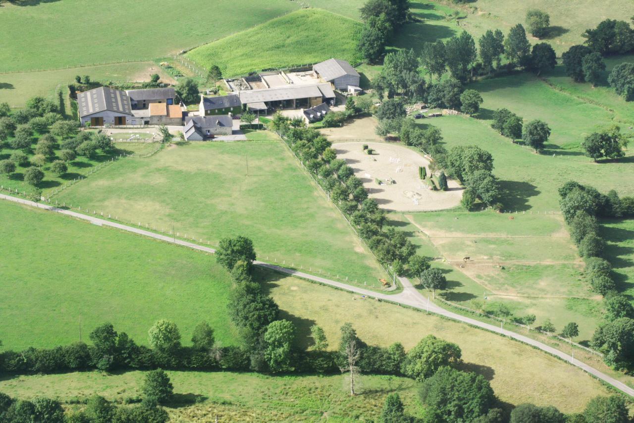 Haras d'élevage et de valorisation, avec ses habitations sur 25 ha – Secteur de Granville (50)