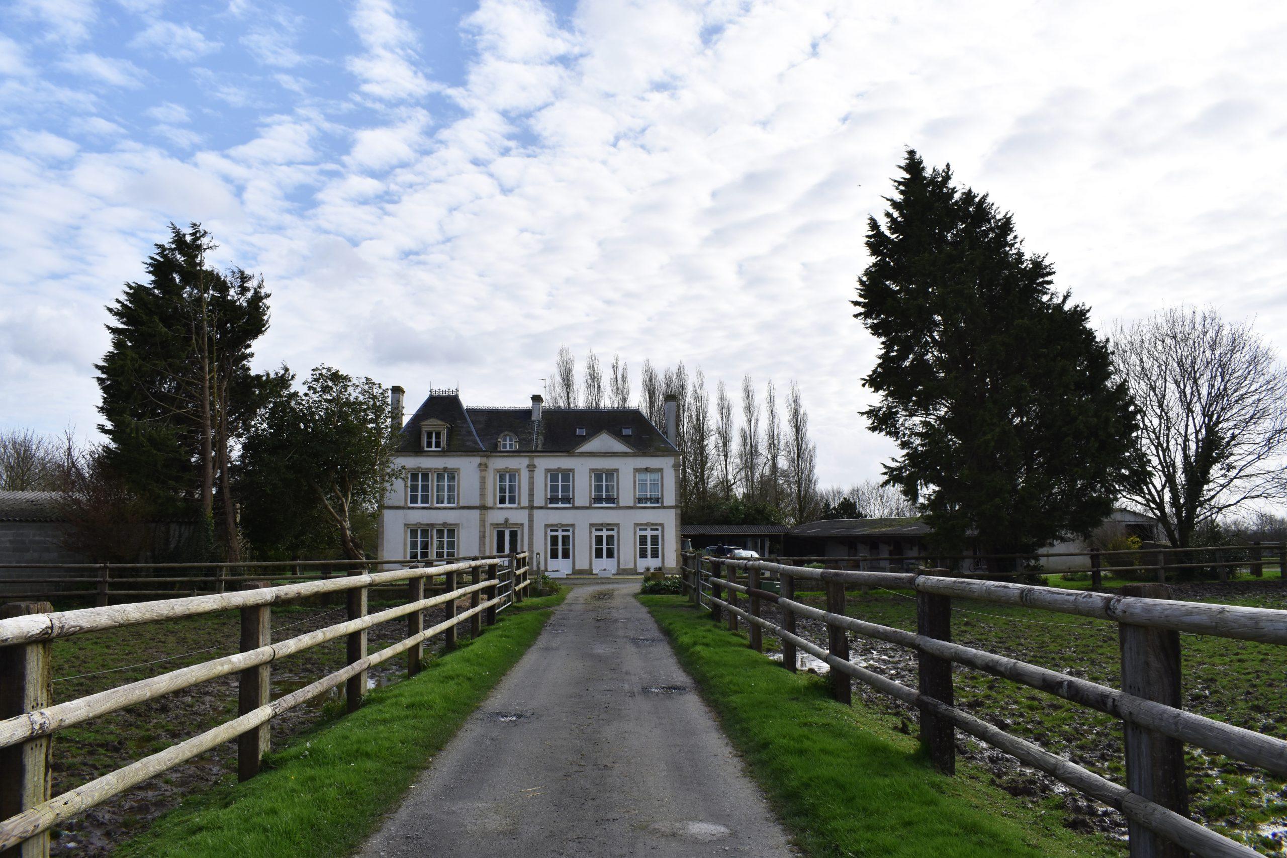 Belle propriété équestre sur 9,5 ha – Secteur d'Isigny-sur-Mer (14)