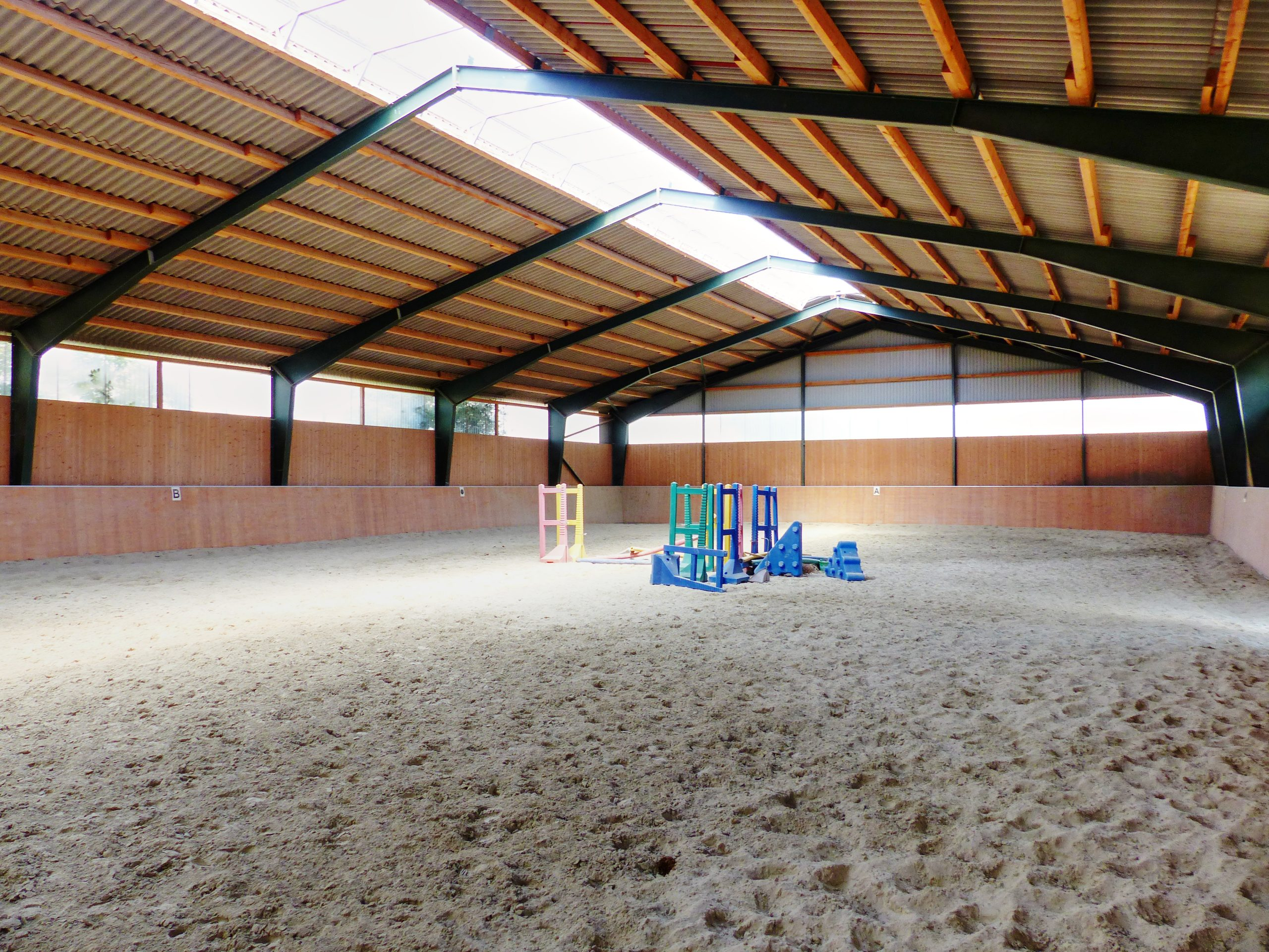 Haras d'élevage et de sport sur 34 hectares (70)