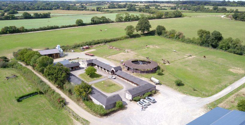 Centre d'entrainement, écurie de sport sur 38 ha – Proche d'Angers (49)