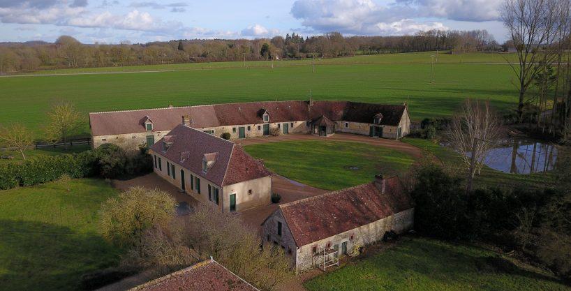 Domaine de caractère et ses installations équestres – Secteur d'Alençon (61)