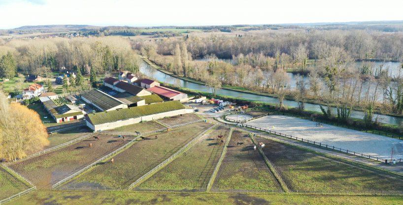 Domaine équestre sur 34 ha – secteur Fontainebleau (77)