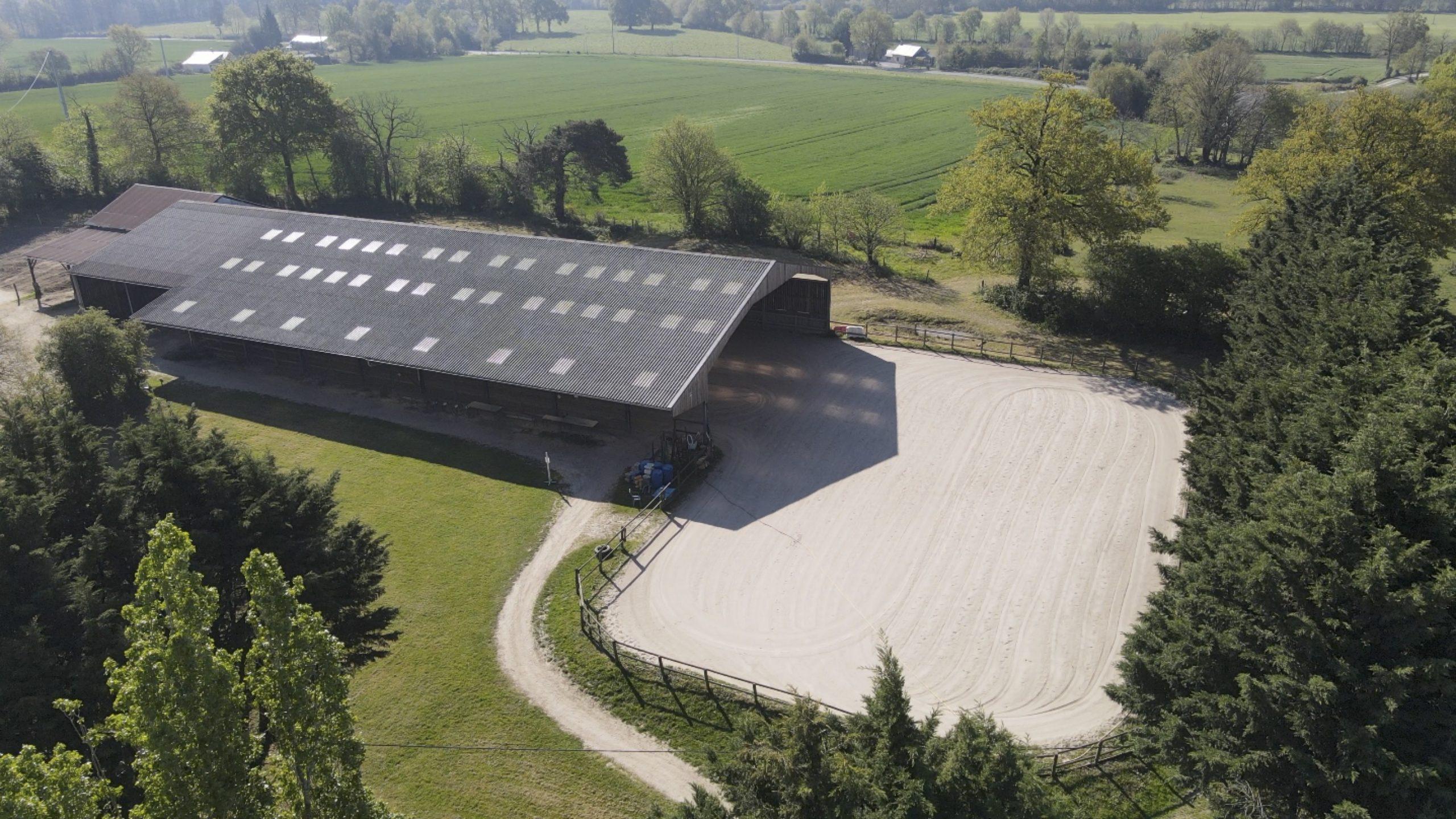 Structure équestre sur 19,6 ha – Ille et Vilaine (35)