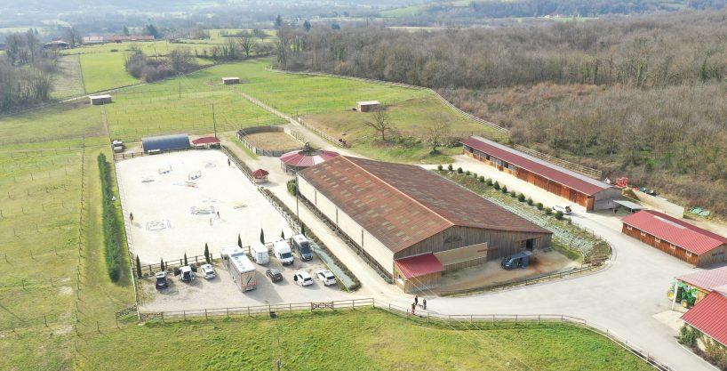 Ecurie d'élevage et de sport – Proche Lyon (38)