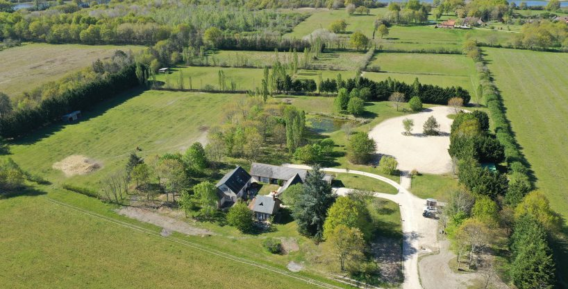 Propriété équestre sur 6,2 ha – Secteur Lamotte-Beuvron (41)