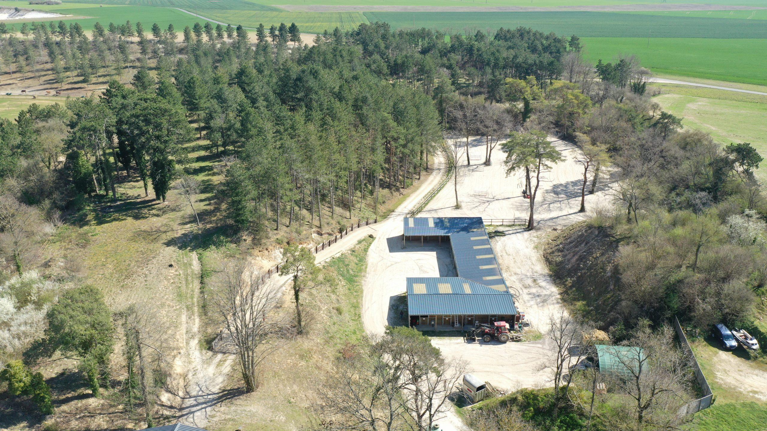 Ecurie de propriétaires sur 4,4 ha – Secteur Chartres (28)
