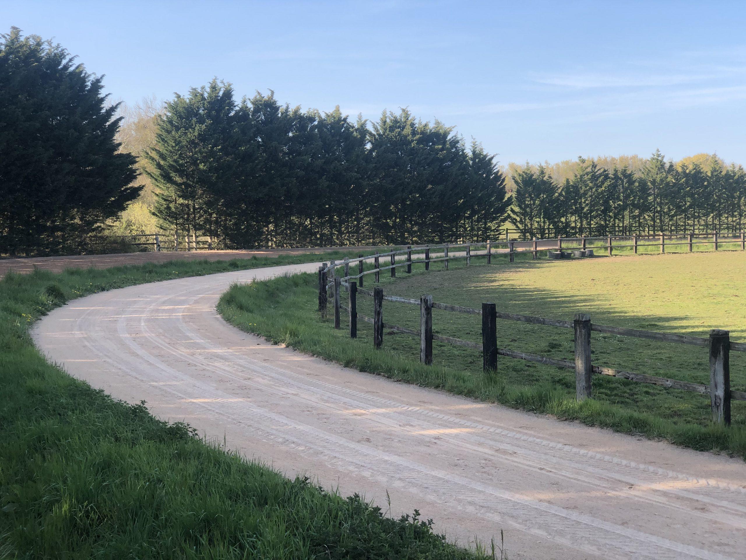 Centre d'entraînement /Ecurie de sport sur 21 ha – Proche Haras du Pin (61)