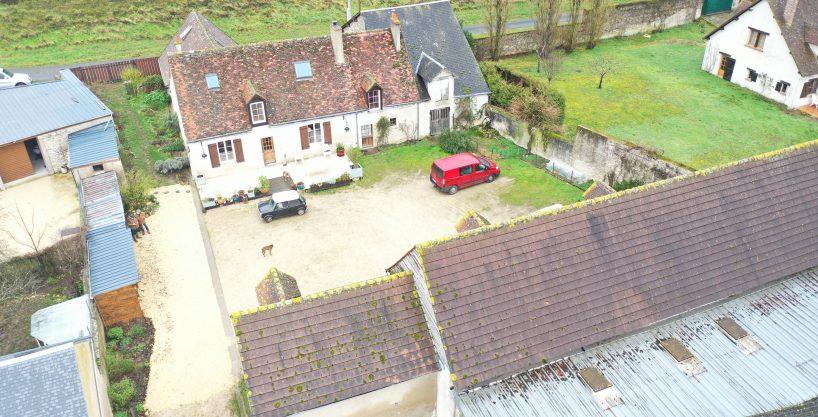 Propriété équestre avec gîte sur 7 ha – Secteur Blois (41)