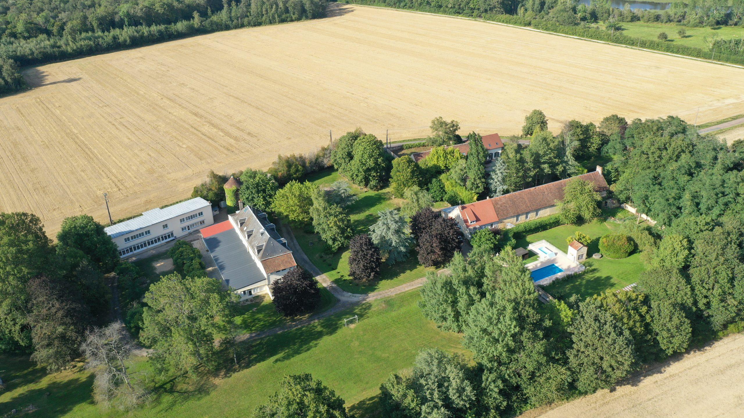 Domaine touristique à vocation équestre sur 20 ha – Secteur Chuelles (45)