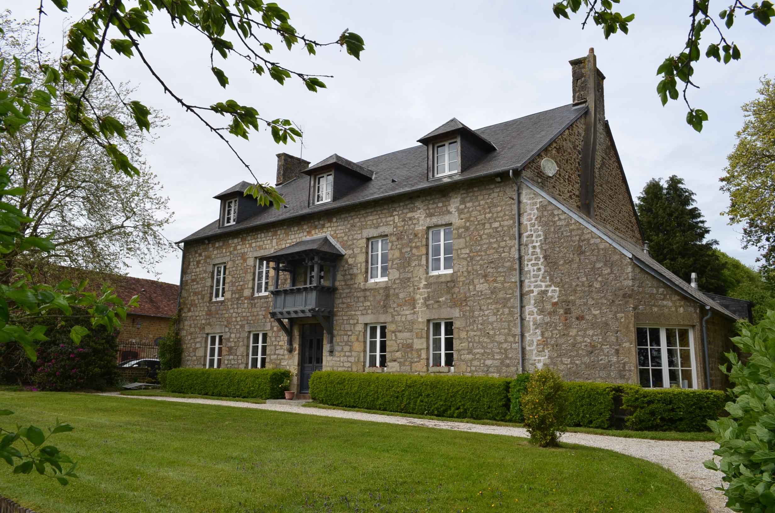 BELLE DEMEURE / HARAS – 66 ha – Normandie – ORNE (61) – A l'Ouest d'Argentan