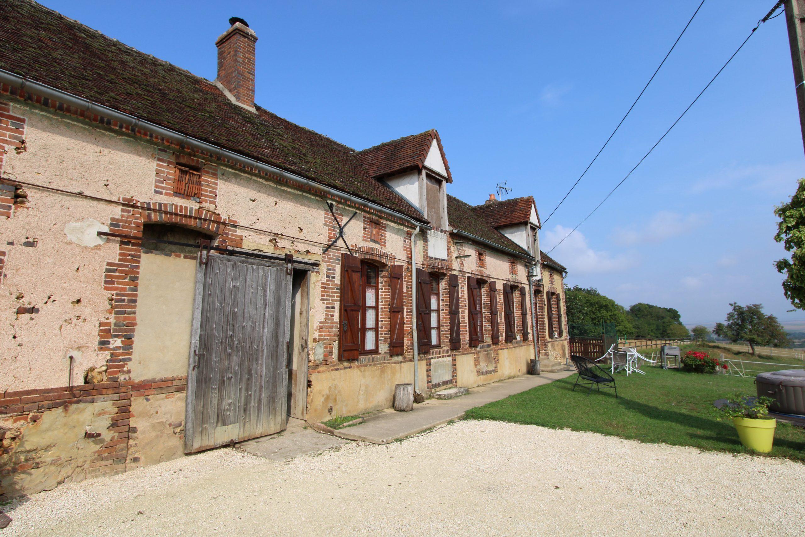 Centre équestre sur 11 ha – Secteur Auxerre (87)