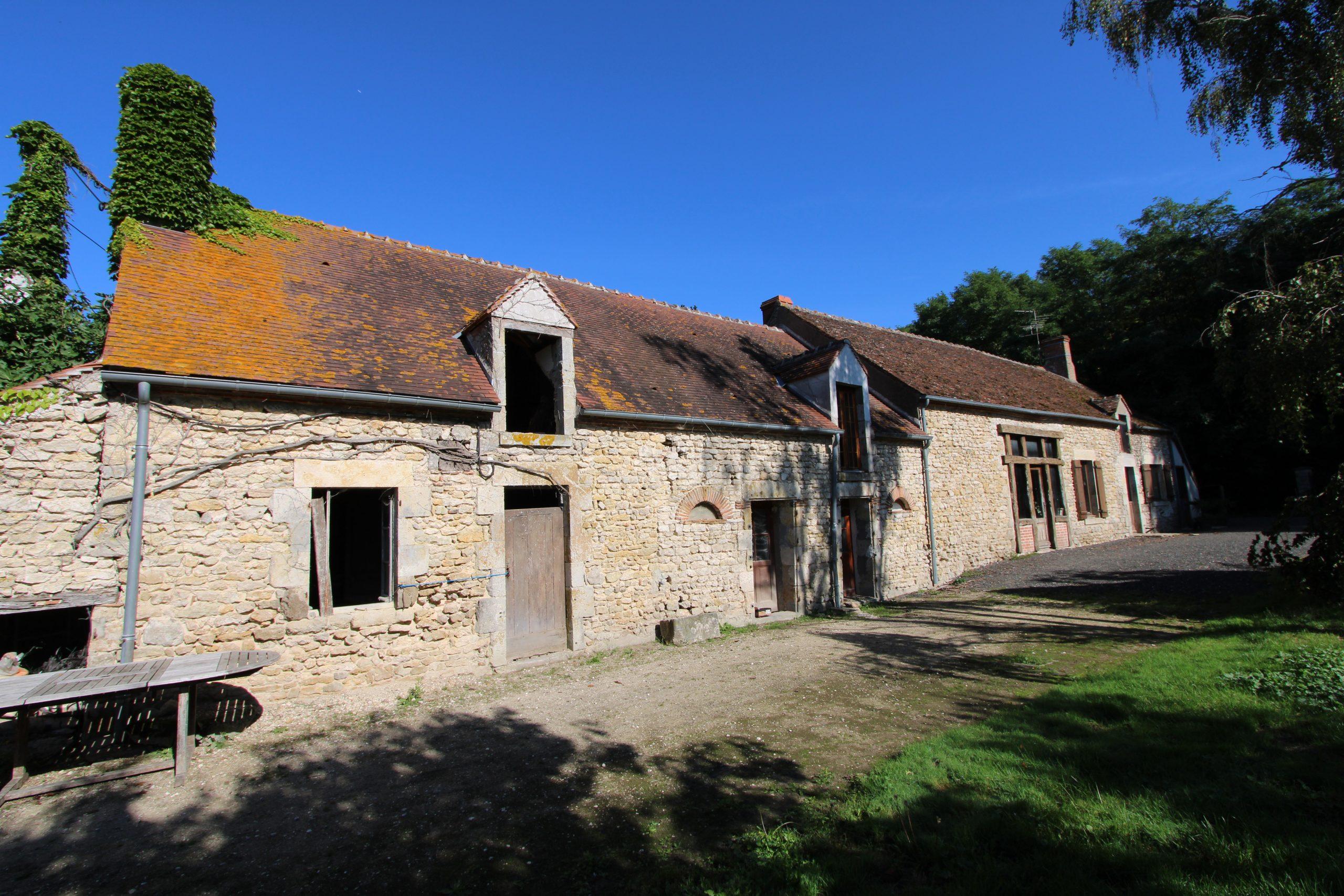 Propriété équestre sur 8 ha – Secteur Orléans (45)